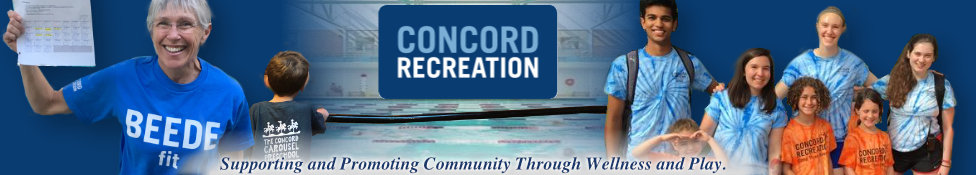 Recreation Town of Concord